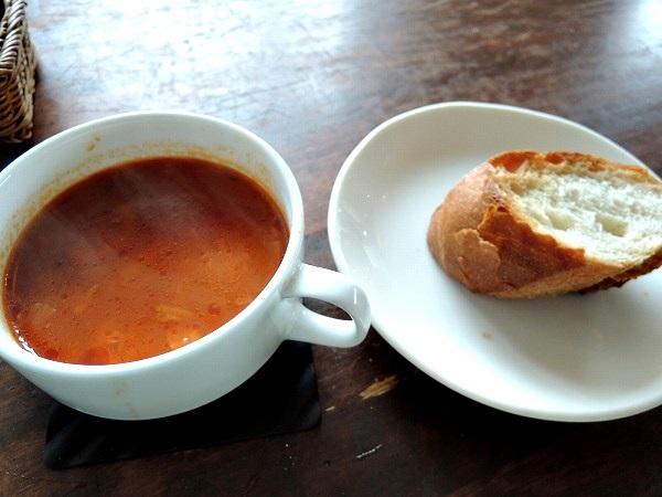 スープとケット