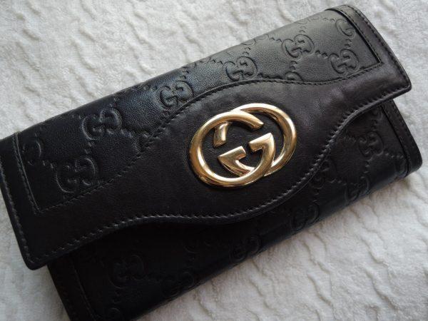 グッチ長財布
