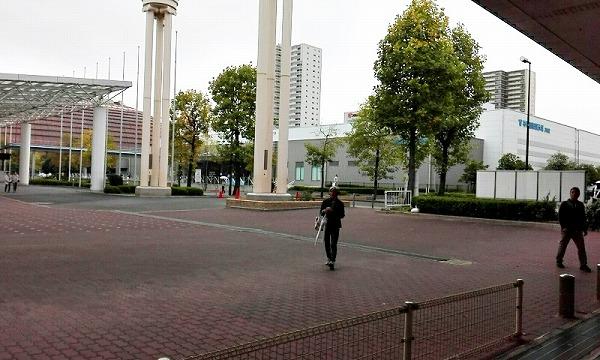 神戸国際展示場三号館