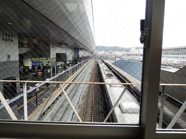 京都駅線路