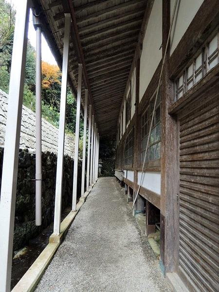 円通寺廊下