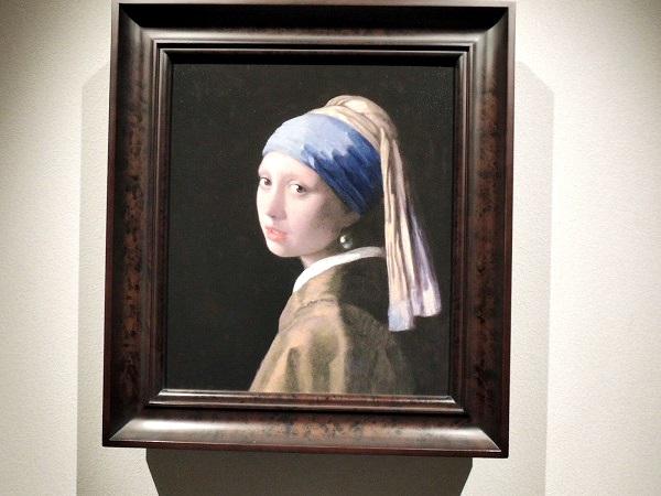 真珠の耳飾の少女