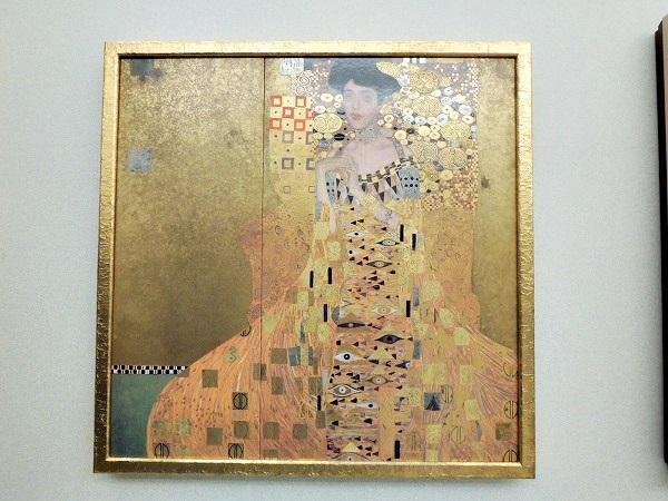 アデーレブロッホ=バウワーの肖像