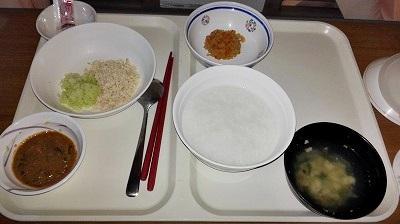 2回目夕飯