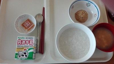 2回目朝食