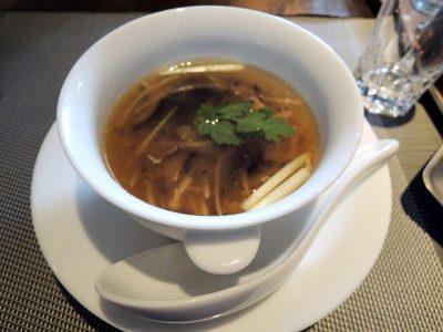 貝柱入りとろみスープ