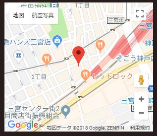 ステーキランド神戸館map