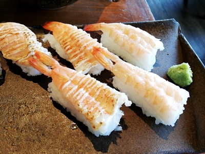農家うたげのお寿司