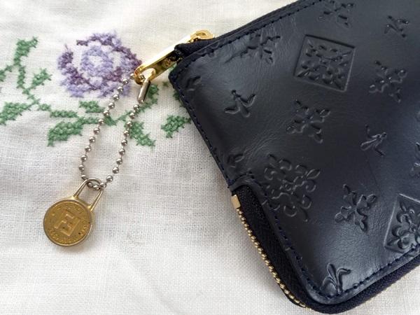 財布につけたチャーム