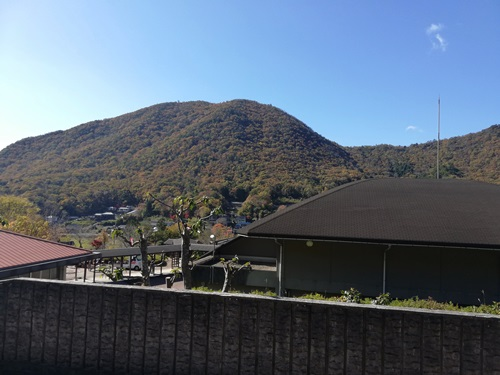 丹波篠山の山々