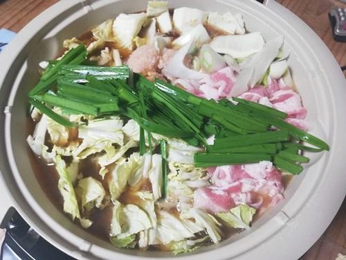 島本のもつ鍋