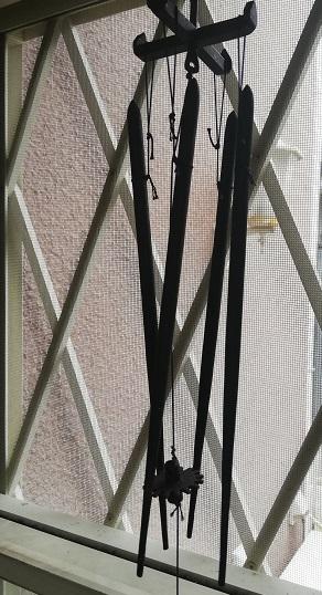 明珍火箸風鈴