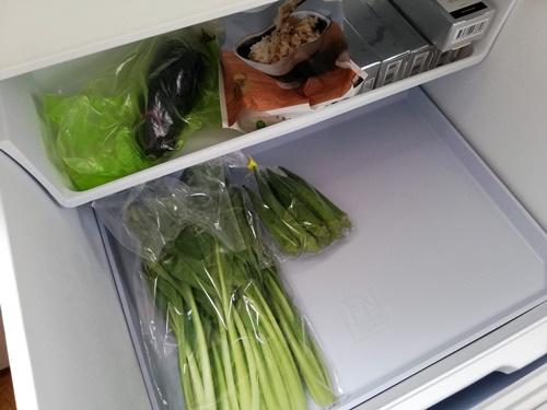 野菜室のクリーントレー