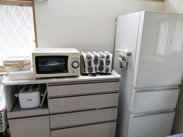 三菱冷蔵庫 MR-CG33F-W